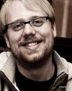Der Aachener Autor Frederik Hake