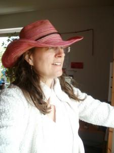 Die Autorin Constanza Fest
