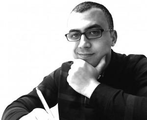 Der Autor Hichame Bensaid